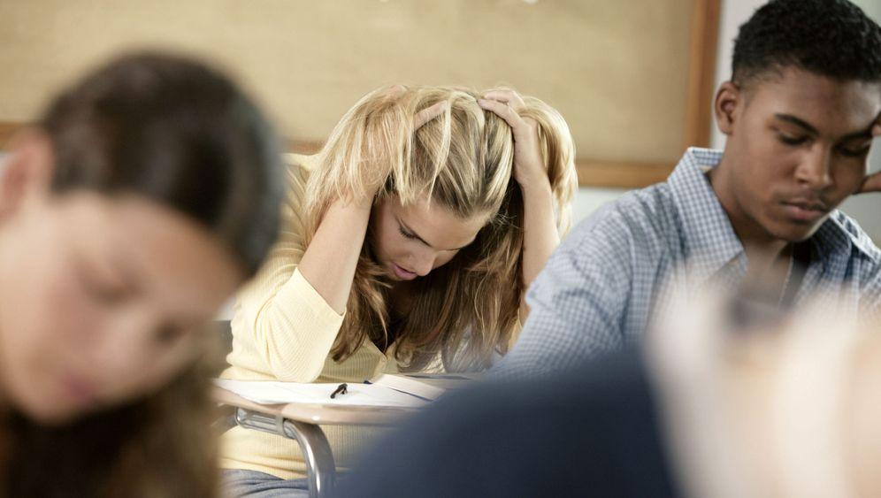 Stress im Studium: Hilfe, ein Blackout