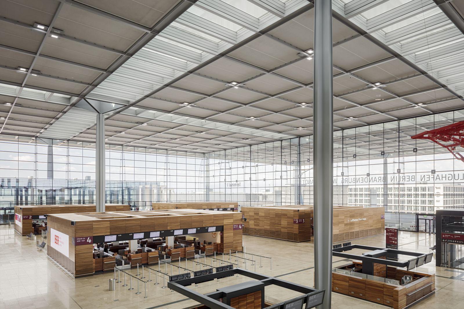 Flughafen Berlin Brandenburg, Willy Brandt (BER)