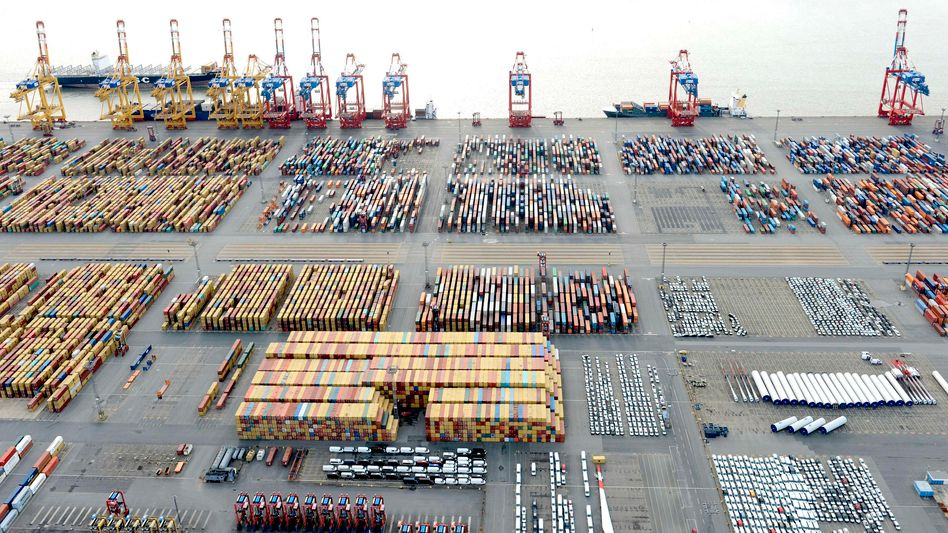 Containerterminal in Bremerhaven: Belegschaft gegen Sexualstraftäter
