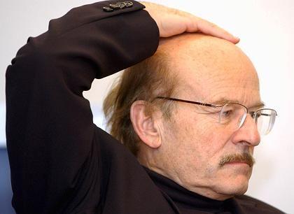 Regisseur Schlöndorff: Angst um den Kinofilm
