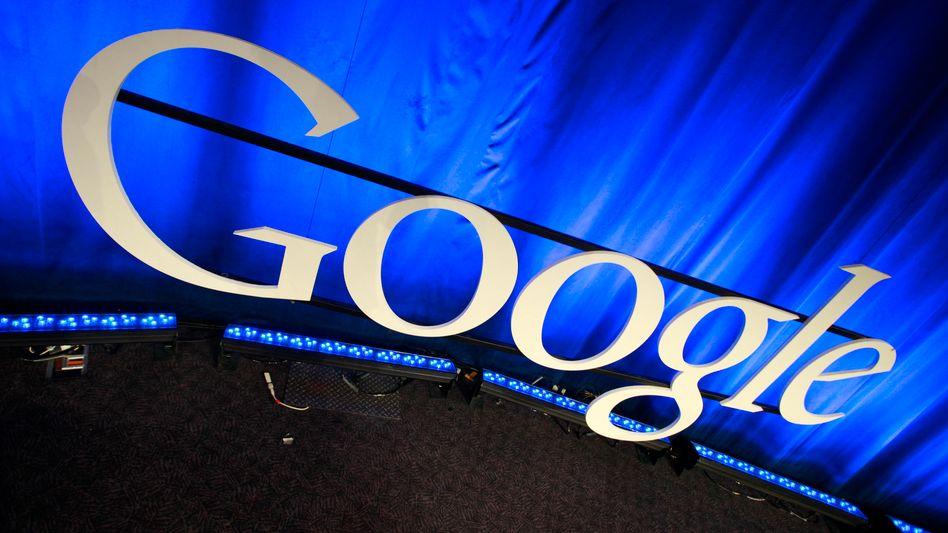 Google-Logo: Der Konzern hat der Microsoft-Konkurrenz eine Falle gestellt