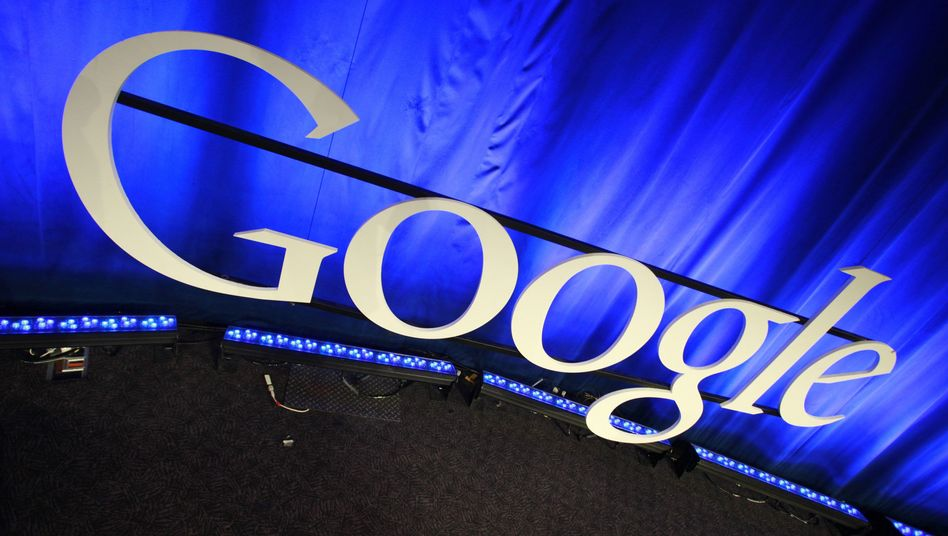 Google-Logo am Firmensitz in den USA: Frankreich will 20 Millionen Euro mitverdienen