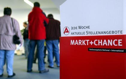Arbeitssuchende in Sachsen: BA lobt Fortschritte bei Hartz IV