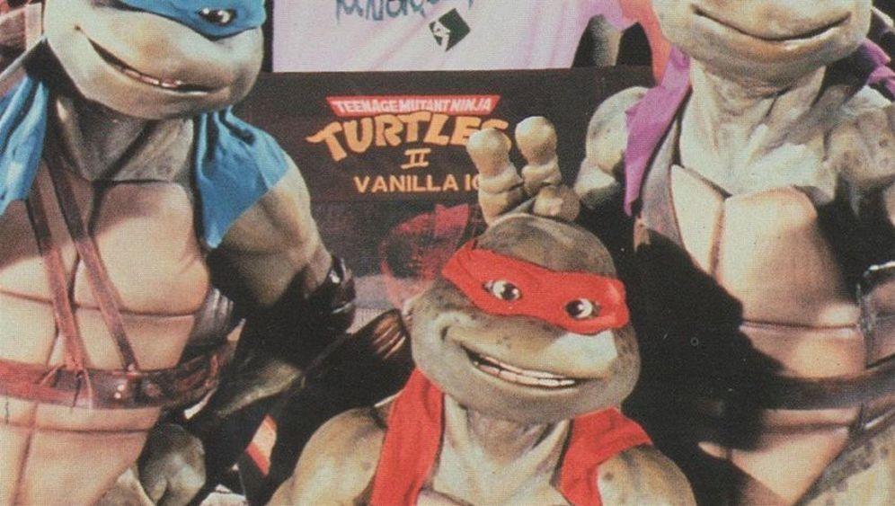 Teenage Mutant Hero Turtles: Harte Schale, weicher Kern