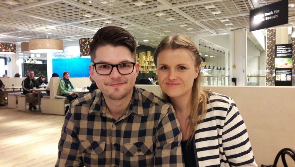 Benjamin und Stefanie