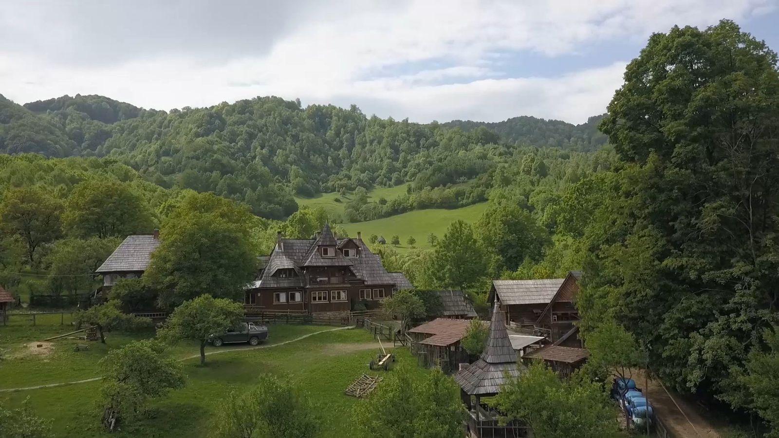 Projektgelände Maramures von Wildfang GmbH