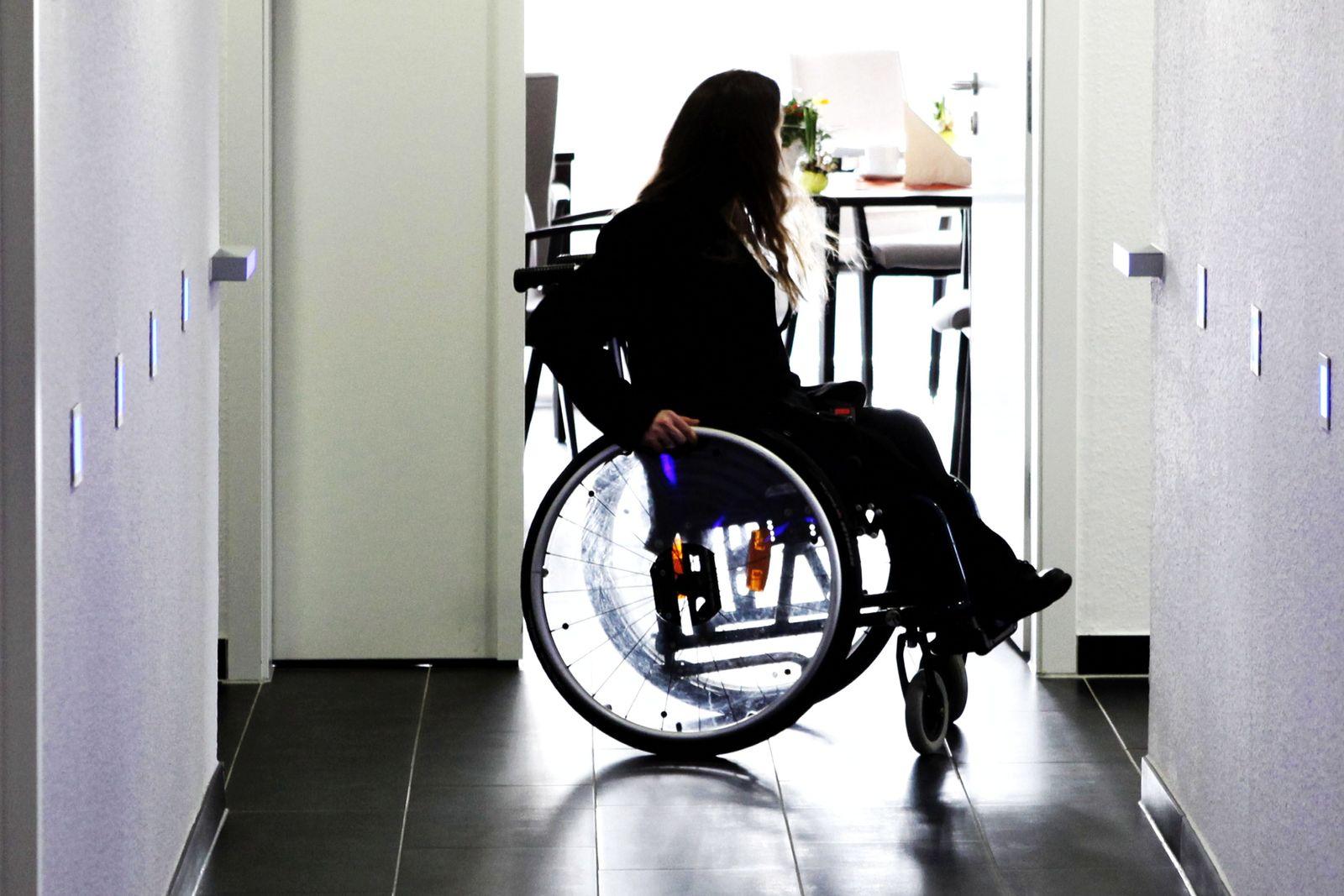 NICHT VERWENDEN Arbeitsmarkt/Schwerbehinderte