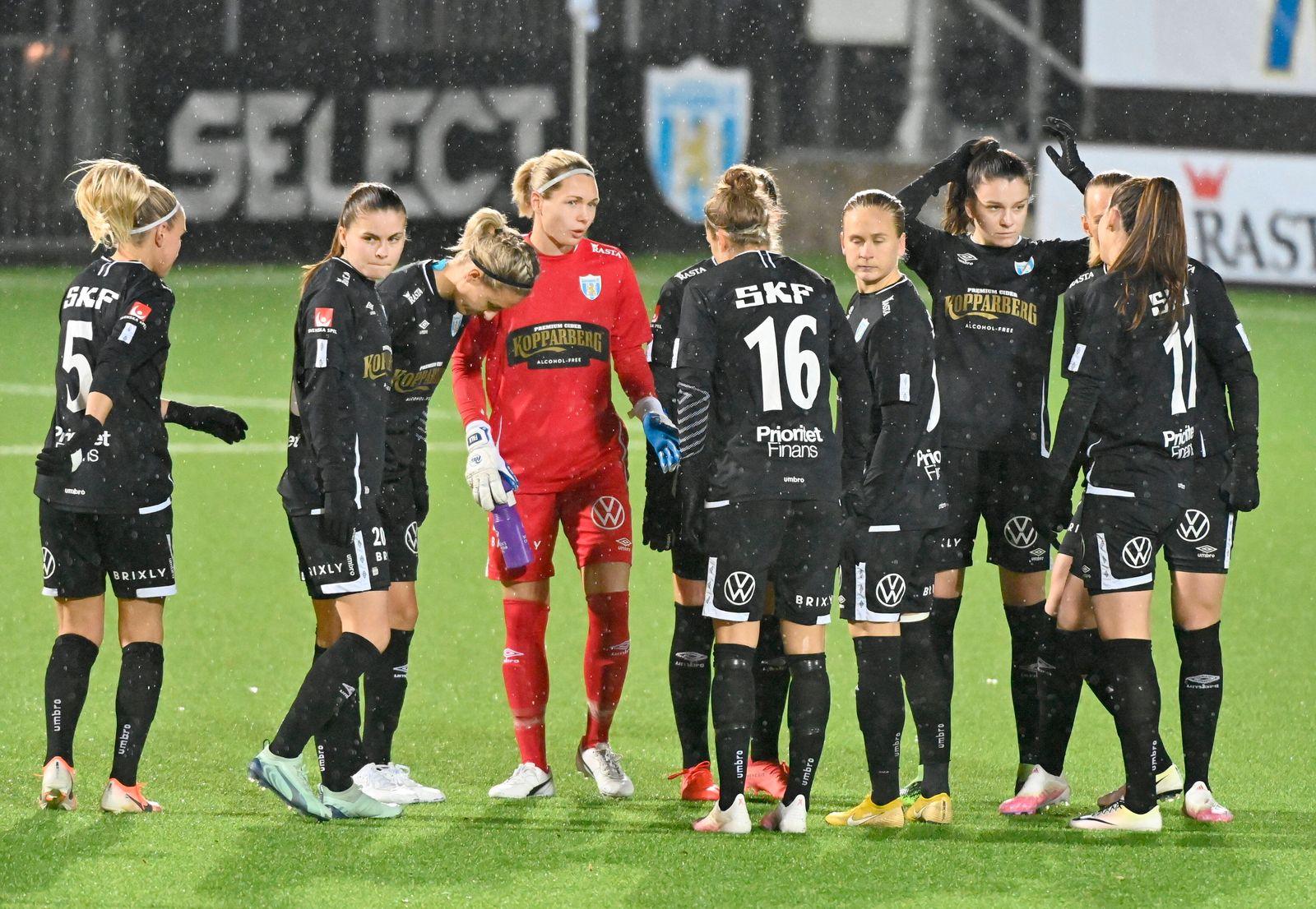 Gothenburg 2020-12-09 UEFA Women s Champions League Gothenburg FC - Manchester City 1-2 Photo Tommy Holl / TT Code 2391