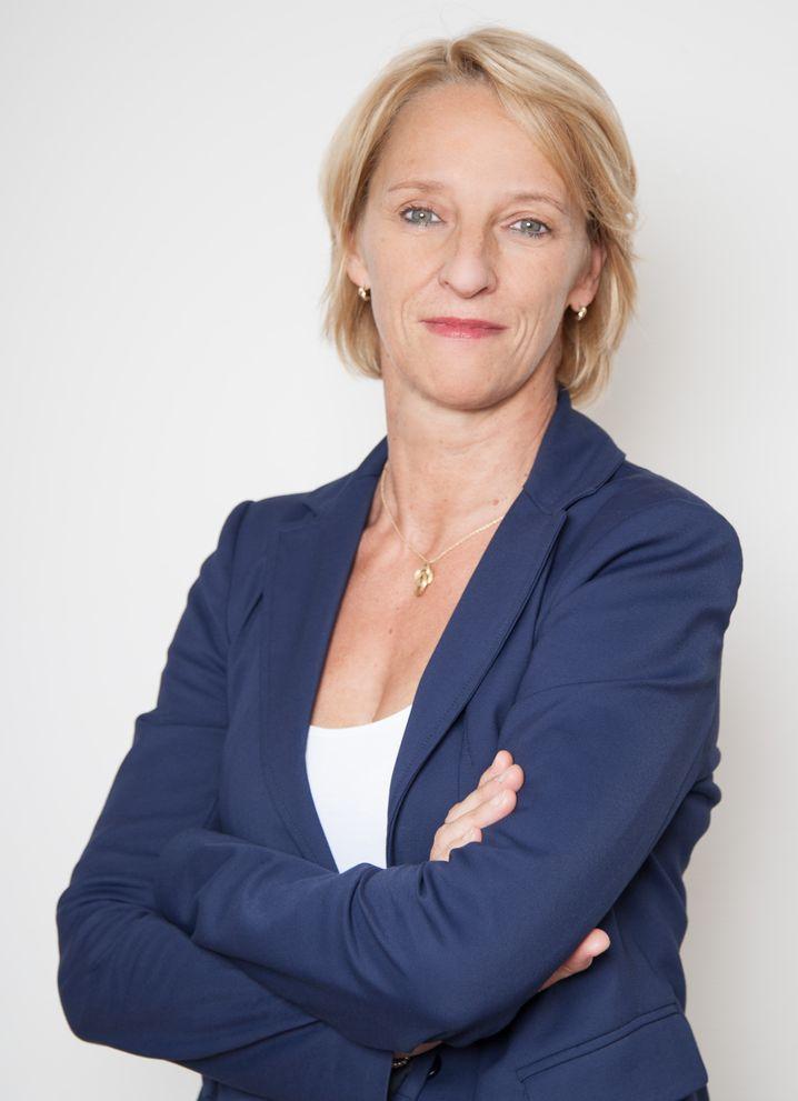 Beraterin Birgit Horak