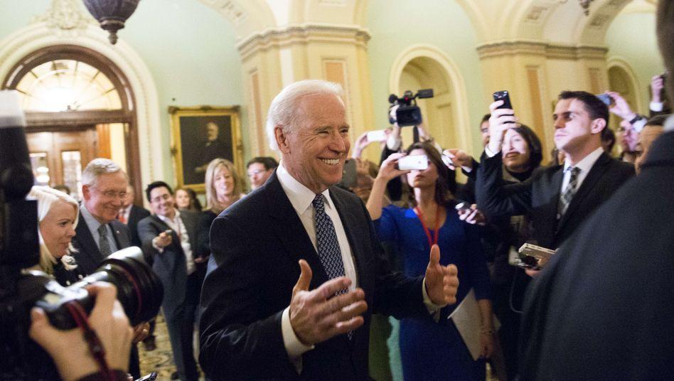 Vizepräsident Joe Biden: Handelte einen Kompromiss aus