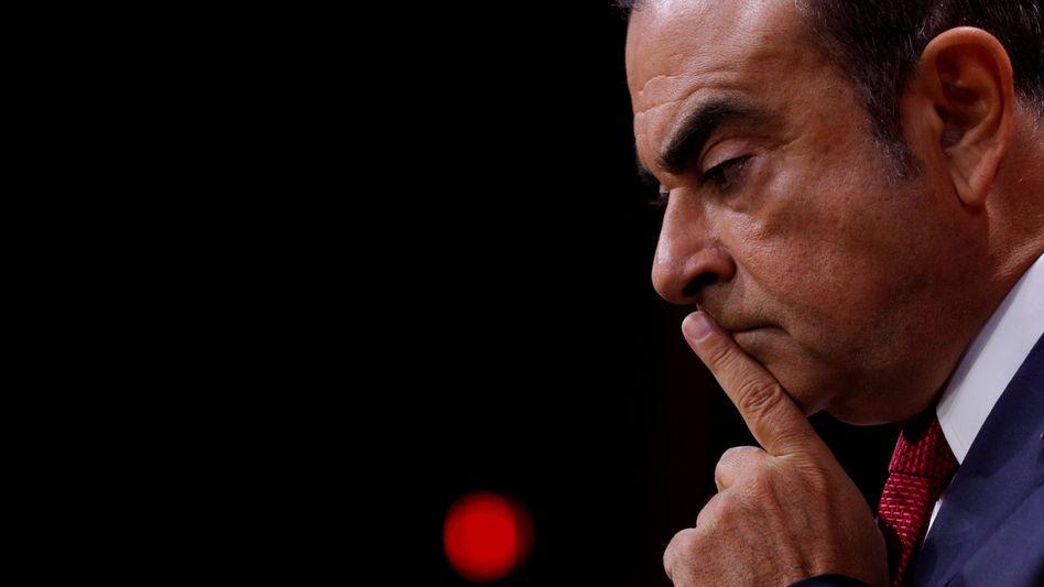 Carlos Ghosn (Archivbild)