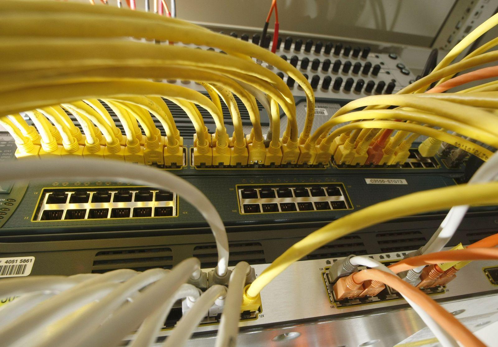 Symbolbild Internet / Datensicherheit / Vorratsdatenspeicherung