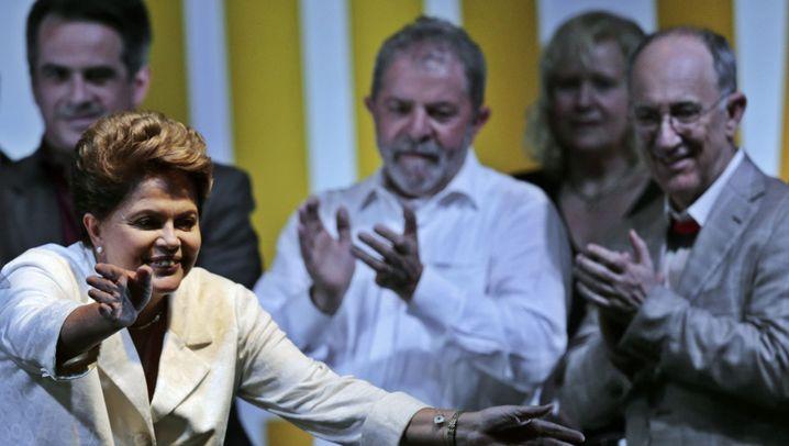 Wahlen in Brasilien: Knapper Sieg für Rousseff