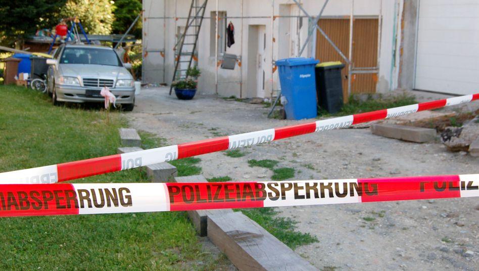 Tatort in Wellendingen: Lange Haftstrafe für Sportschützen gefordert