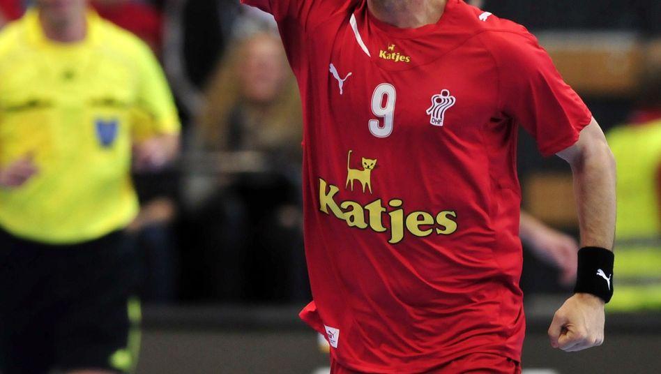 Der dänische Handballer Christiansen beendet seine Karriere