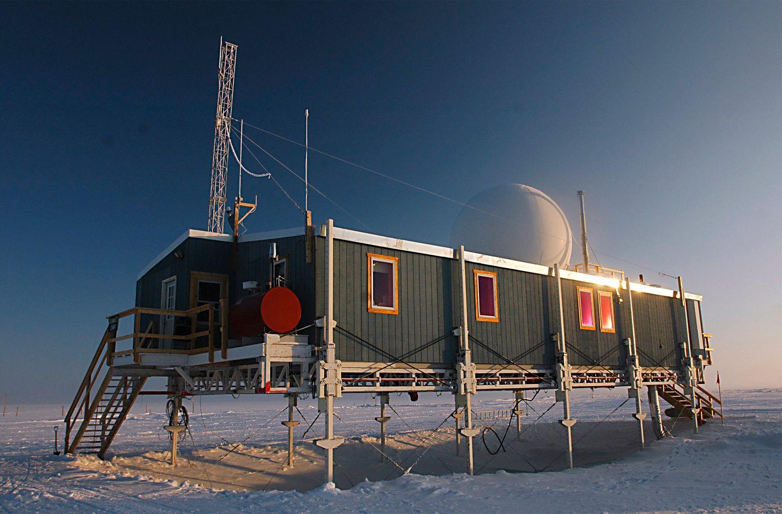 Summit Station--Greenland