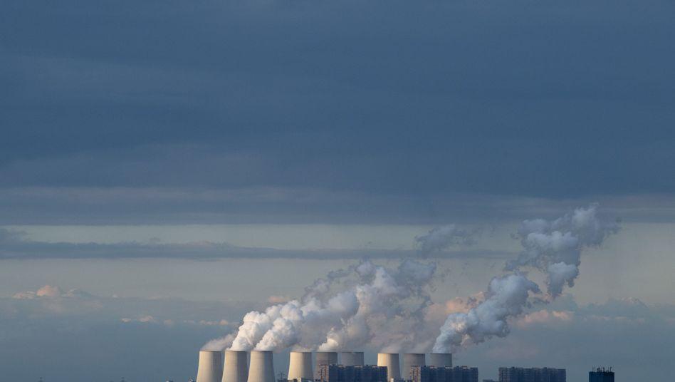 Kohlekraftwerke in Cottbus