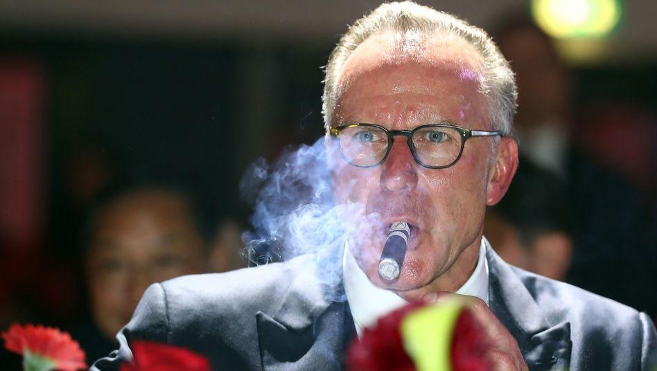 Bayern-Vorstand Karl-Heinz Rummenigge