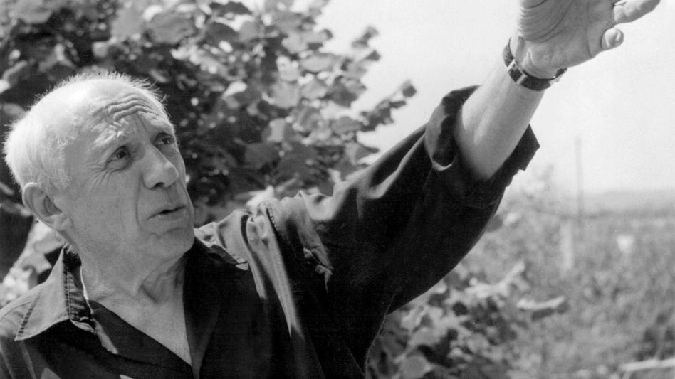 Pablo Picasso: Erster Künstler, bei dem die Eigentumsrechte an einem Werk von einer Bank auf die Blockchain übertragen werden