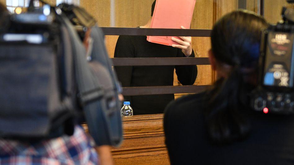 Swetoslaw S. im Berliner Landgericht