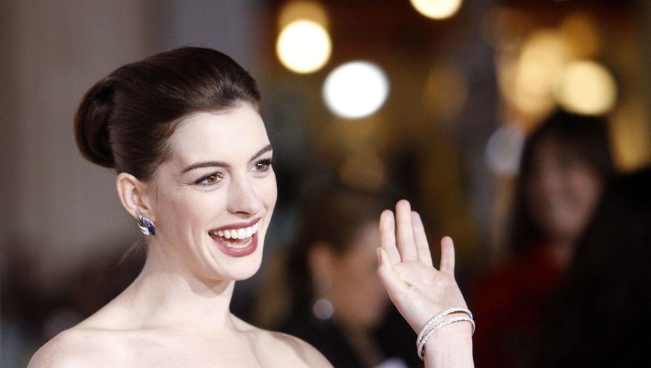 Anne Hathaway: Batman, ich komme!