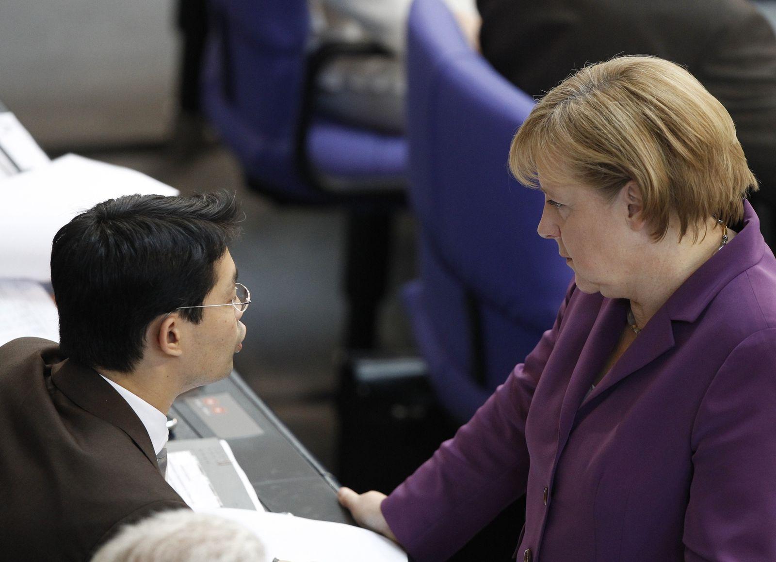 Merkel Rösler