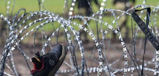 Belarus: Polnische Grenzschützer stoppen 16 Personen mit Tränengas