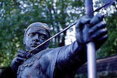 Robin Hood: Der Rächer der Geächteten