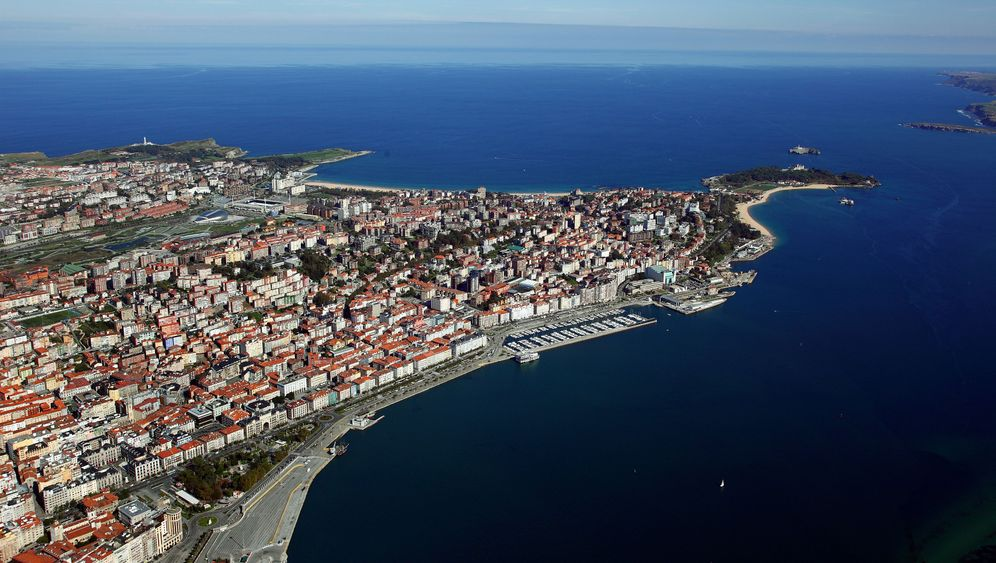 Photo Gallery: Santander the Smart City