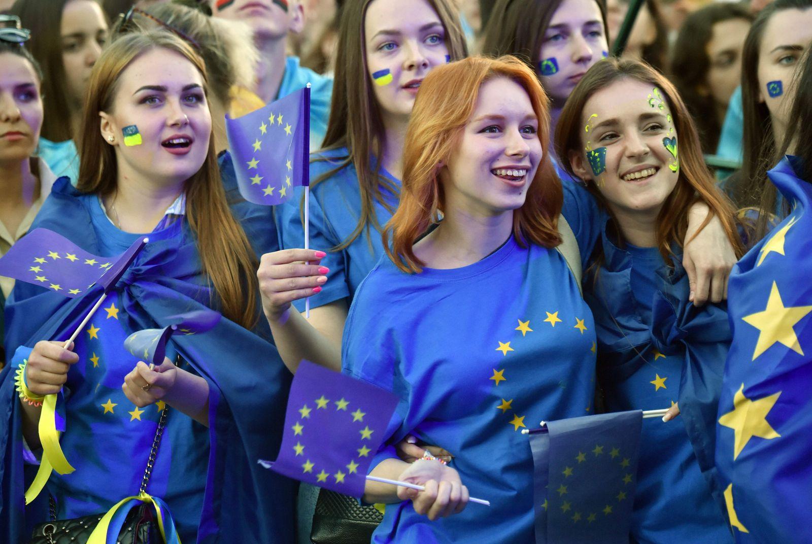 Ukraine / EU/ Visafreiheit