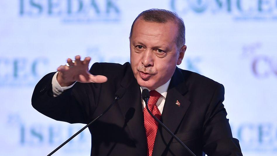 Präsident Erdogan: Einstige Weggefährten sagen sich los