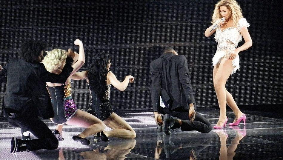 Popstar Beyoncé