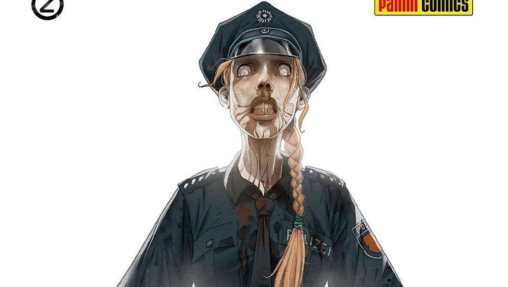 """Zombie-Comic """"Die Toten"""": Deutsches mit Biss"""