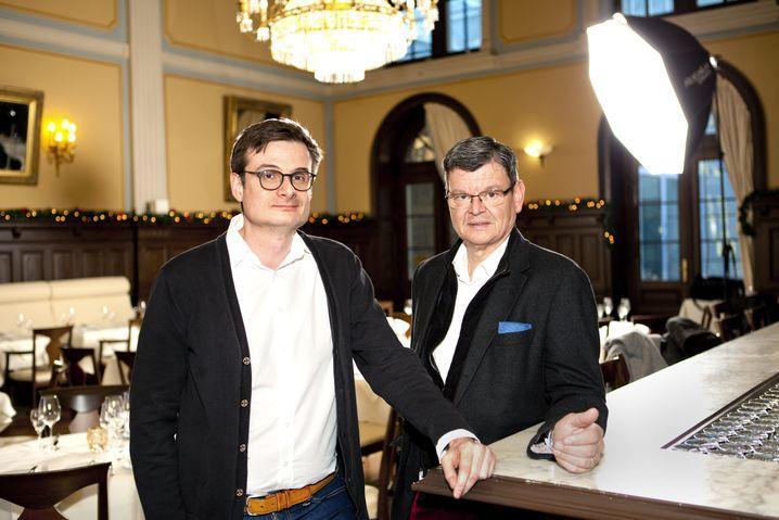 """Wohlfahrt, SPIEGEL-Redakteur Kühn """"Ostern, Weihnachten und Silvester in der Küche"""""""