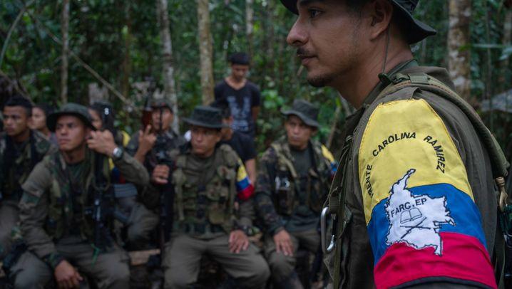Farc in Kolumbien: Unter Dschungelkriegern