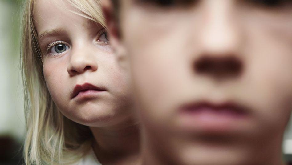 Kinder: Wie wiele Ängste sie später einmal plagen, ist ihnen offenbar angeboren