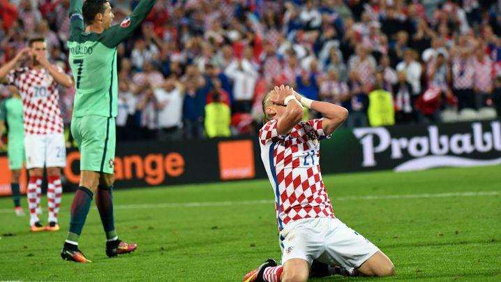 Grafische Analyse: Wie Portugal Kroatiens Spiel erstickte