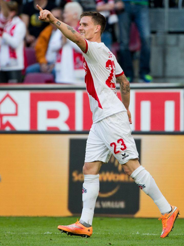 FC-Stürmer Zoller: Premierentor in der ersten Liga