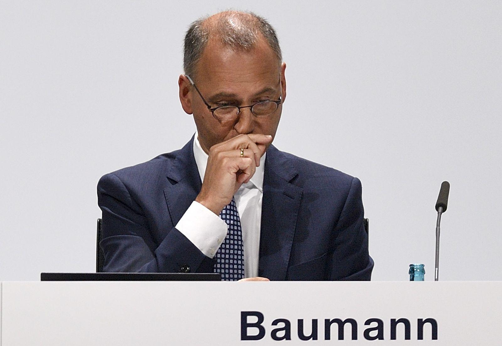 Germany Bayer Shareholders Meeting