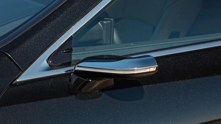 Lexus ES 300h - beste Rücksicht unter allen Bedingungen