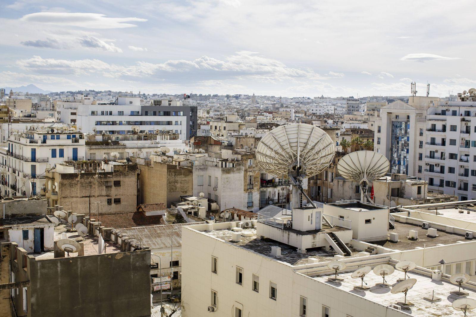 EINMALIGE VERWENDUNG Tunis