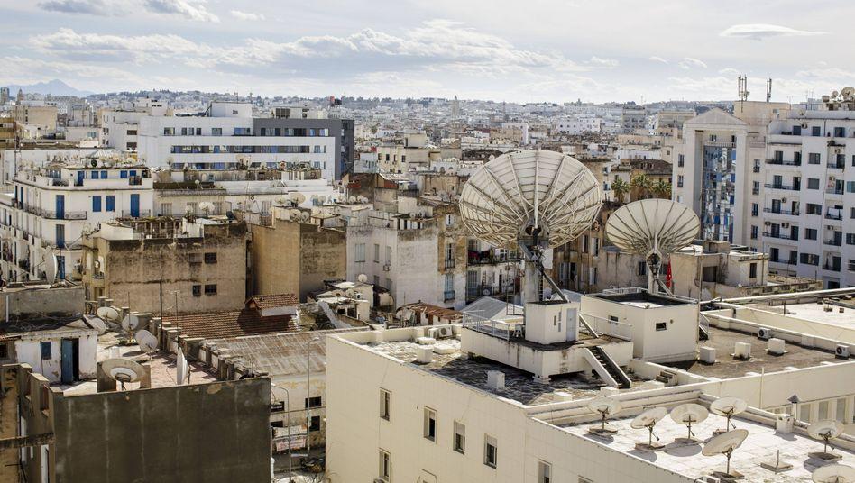 Tunis, Tunesien