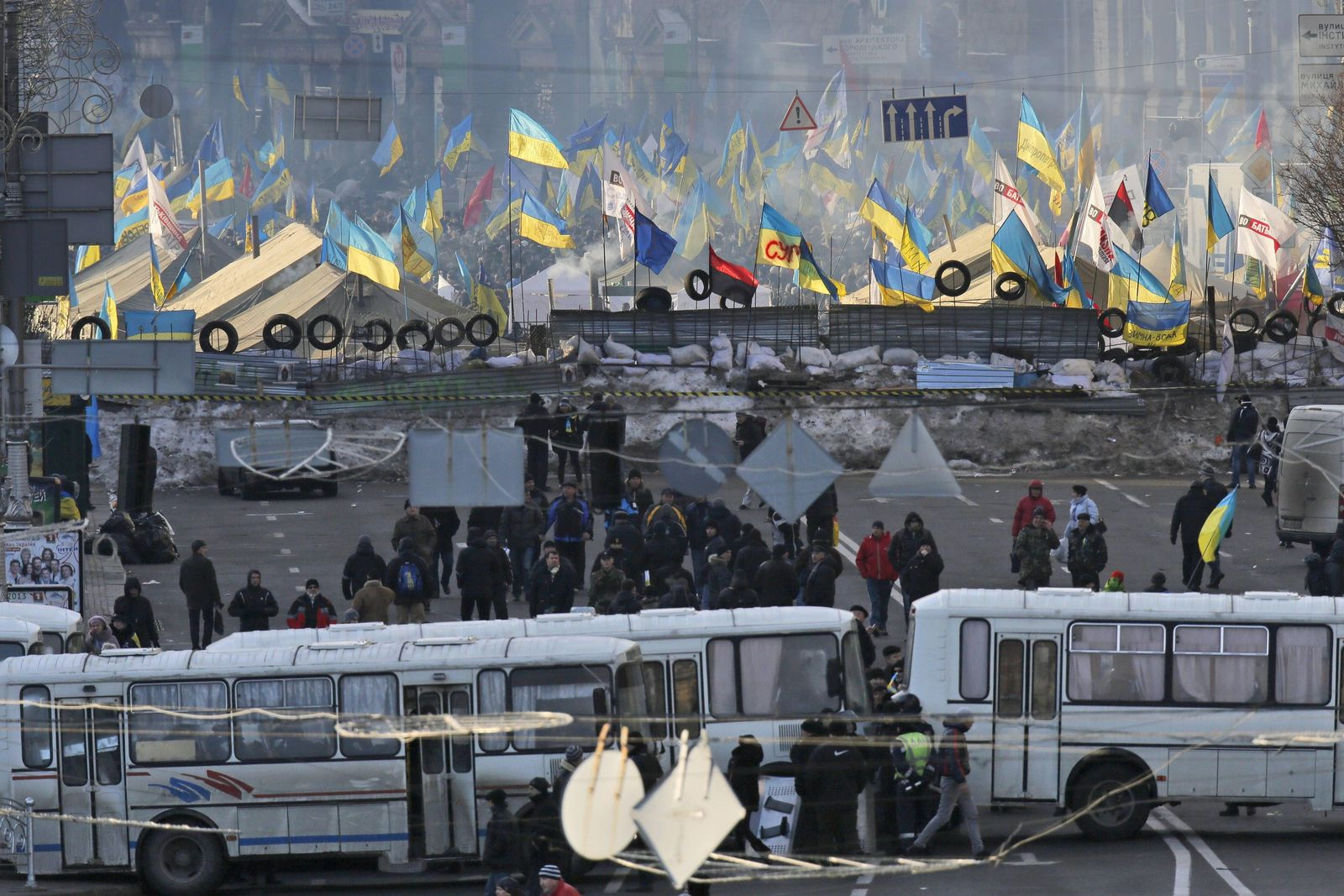 Ukraine Proteste/ Kiew