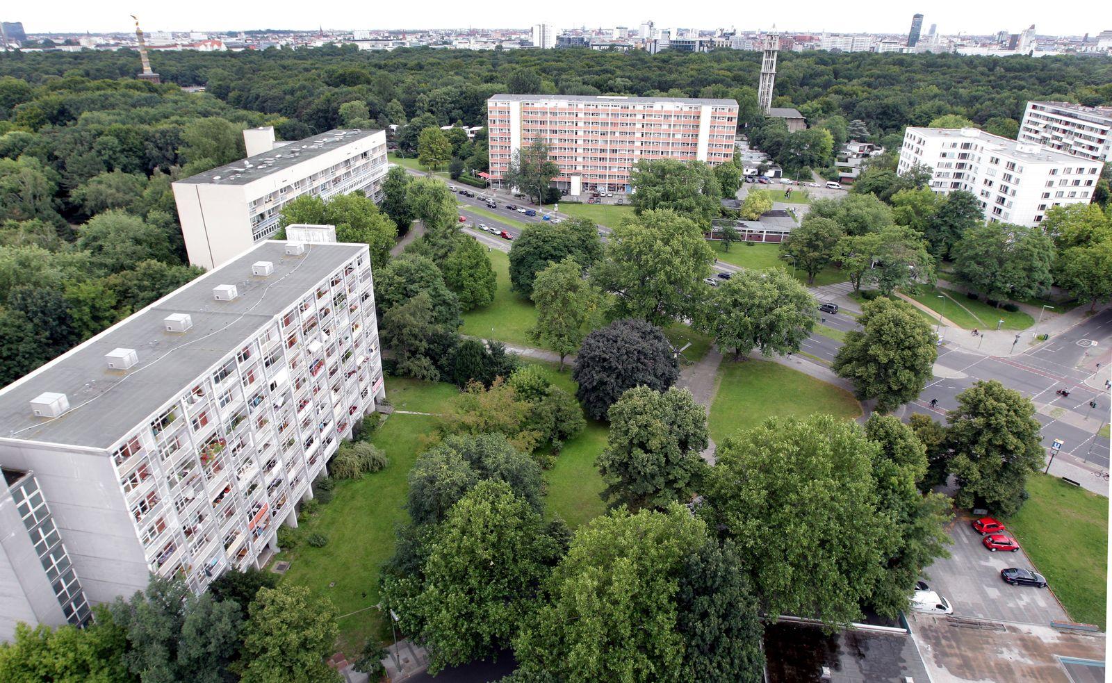 Berlin / Stadtteil / Immobilien / Tiergarten / Hansaviertel