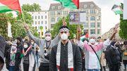 Viele Menschen bei antiisraelischen Demonstrationen