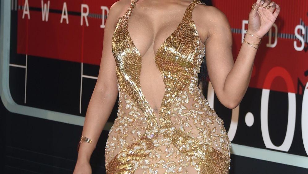 Nicki Minaj vs. Miley Cyrus: Minaj à deux