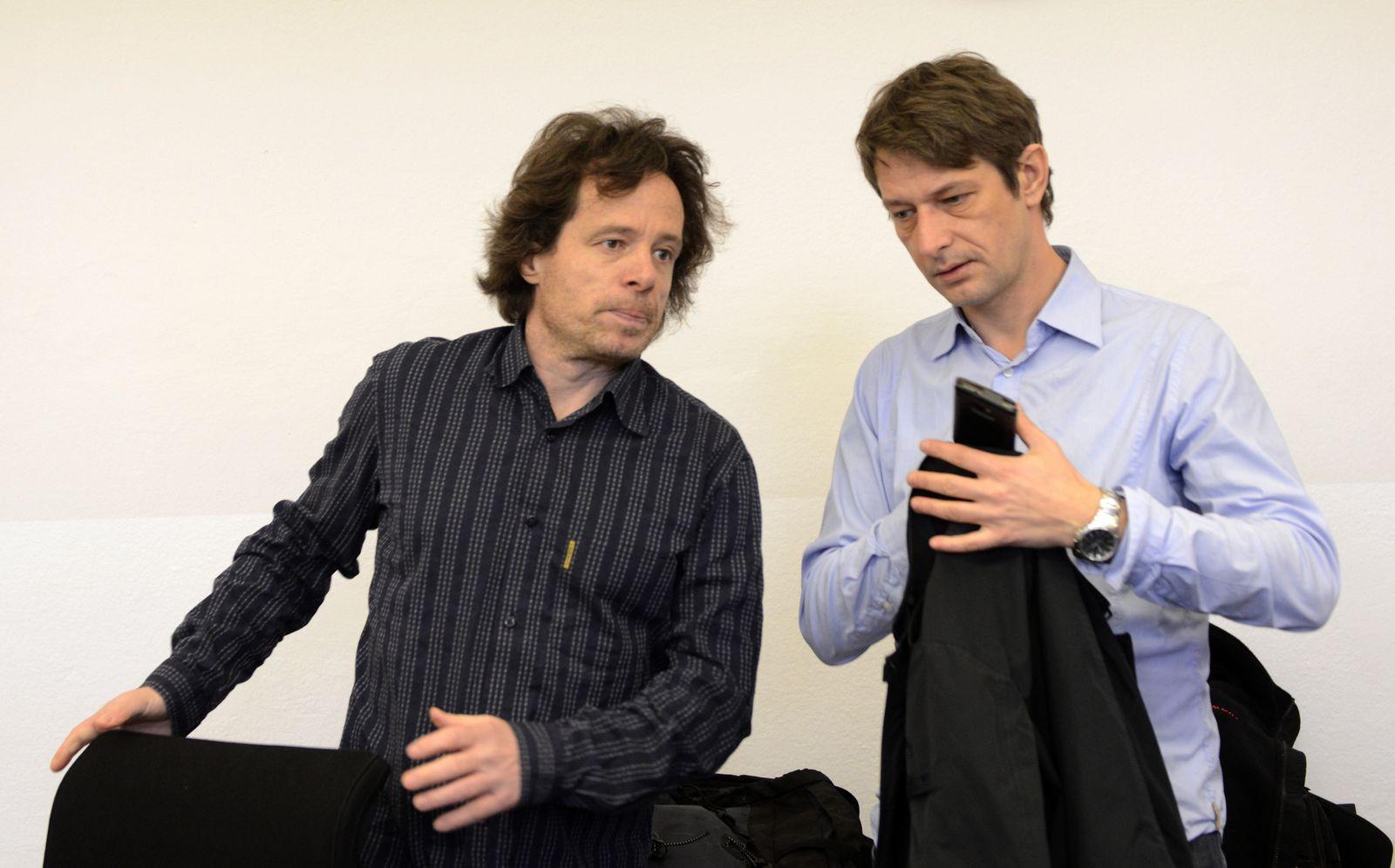 NICHT VERWENDEN Arndt Ginzel / Thomas Datt