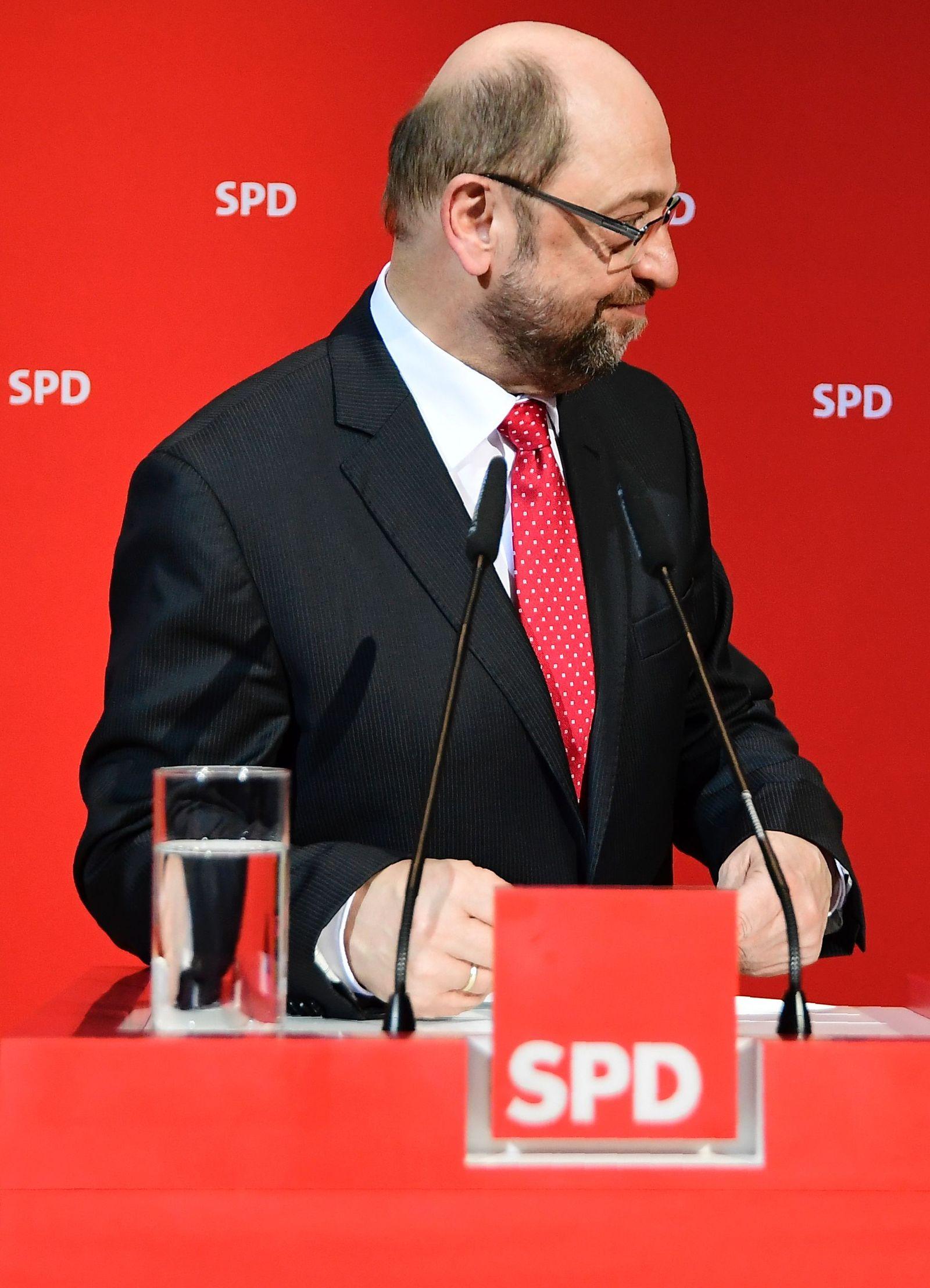 Martin Schulz Saarland-Wahl