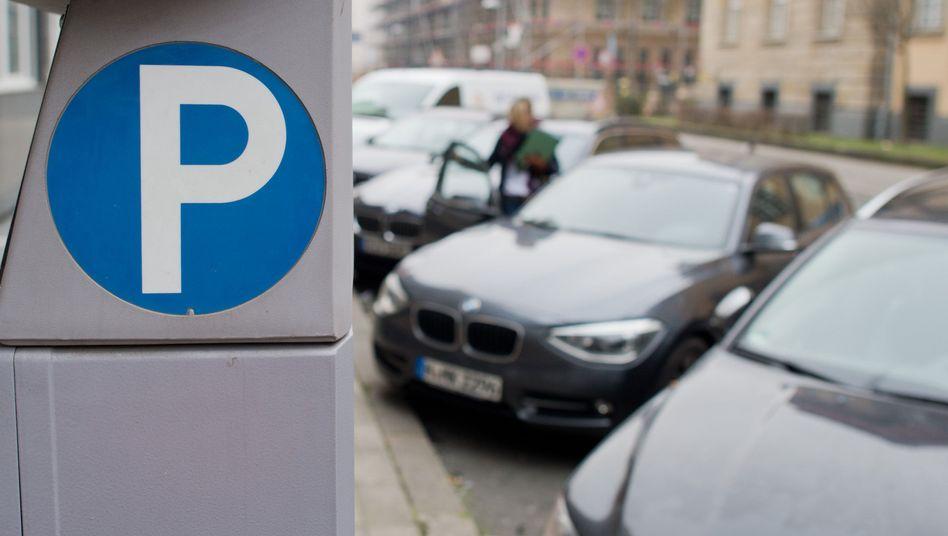 Parkplätze in Hannover