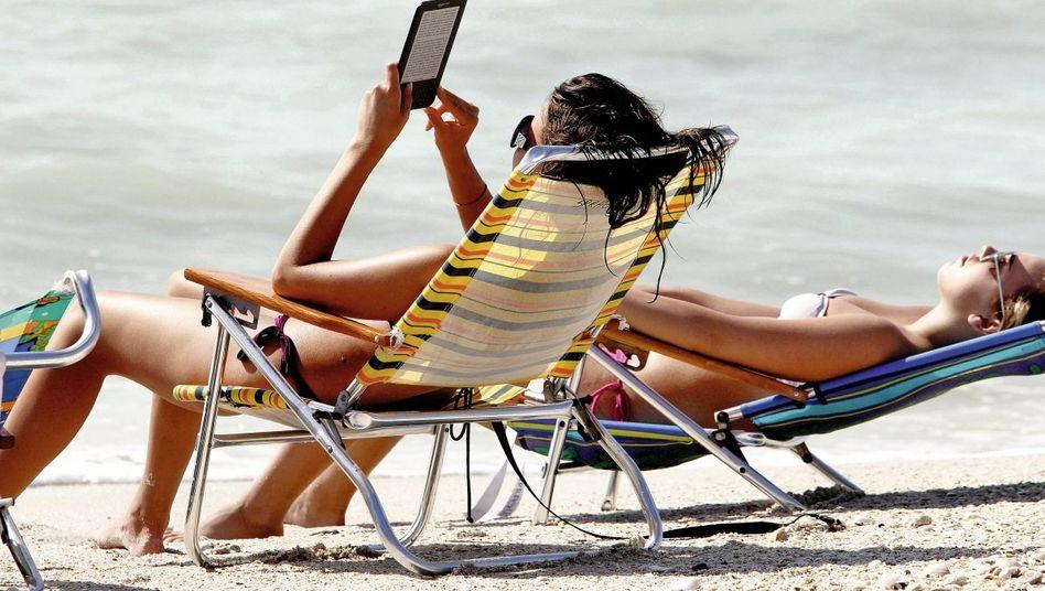 Kindle-Nutzerin in Florida: Schlüpfriges liest sich ungeniert, wenn einem keiner auf den Buchdeckel starrt